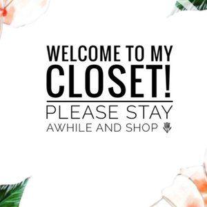 Meet your Posher, Canadian Closet